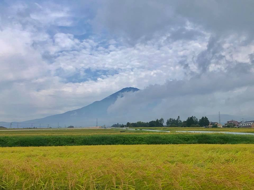 富士山180906