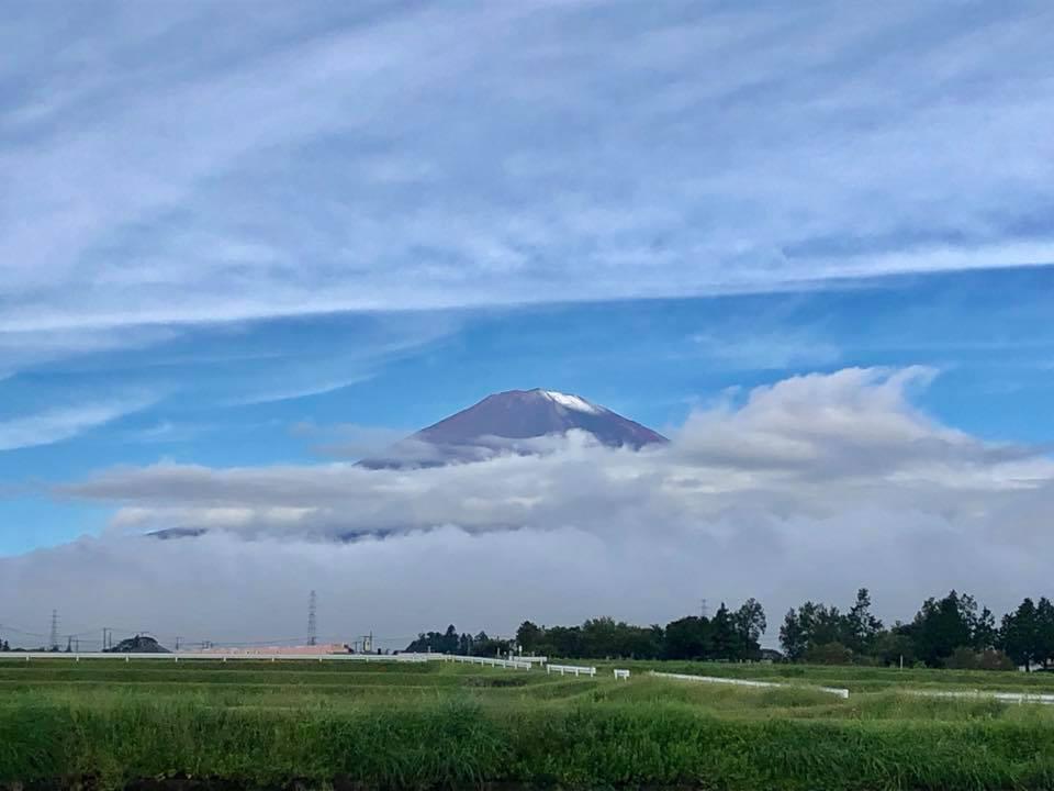 富士山180926