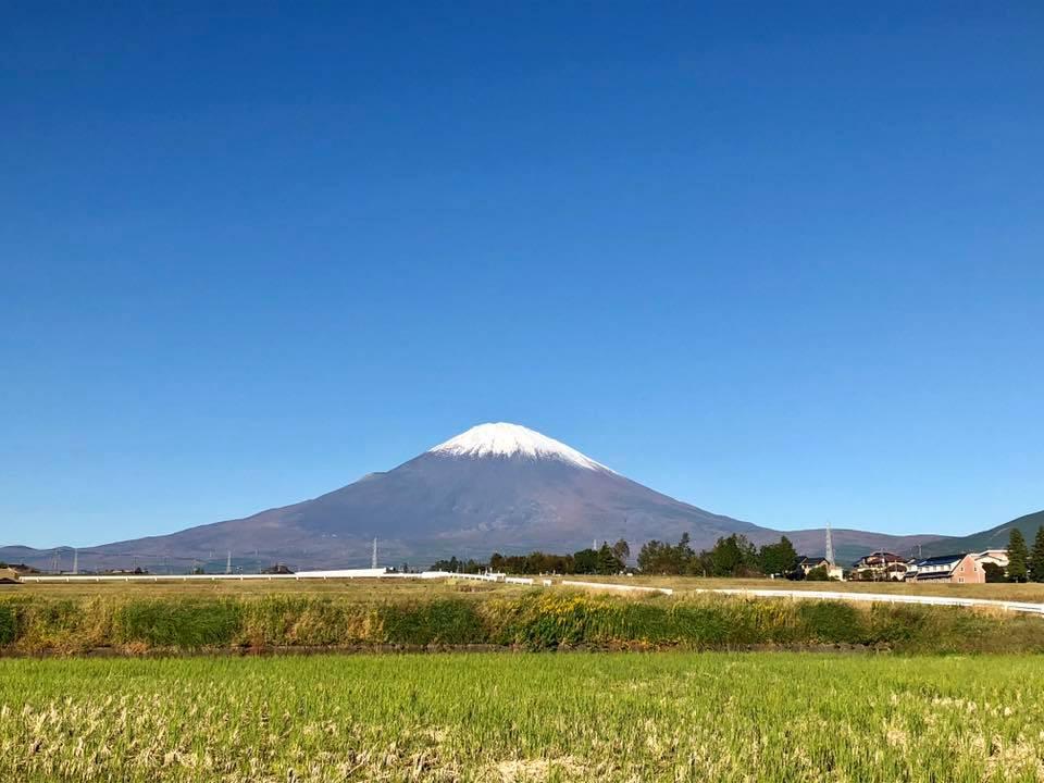 富士山181029