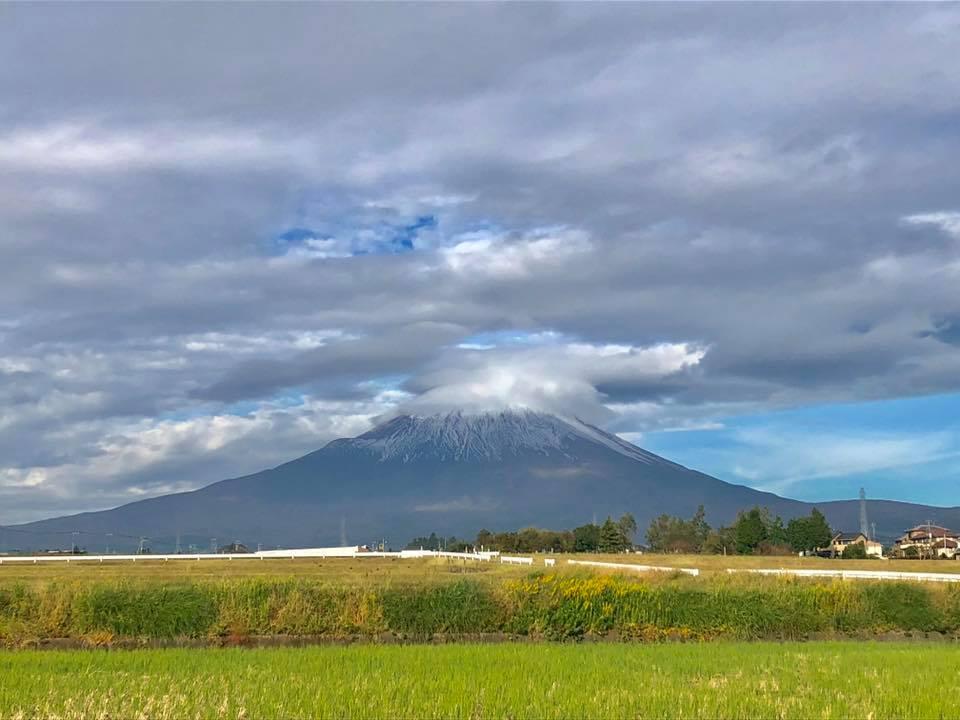 富士山181024
