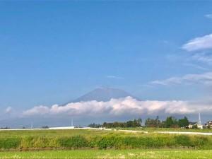 富士山181010