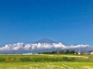 富士山181009