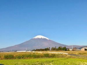 富士山181030