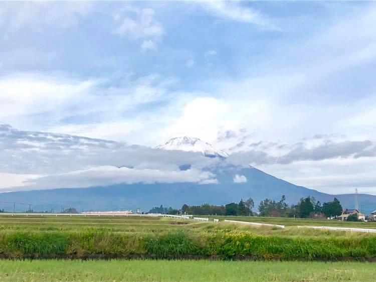 富士山181016