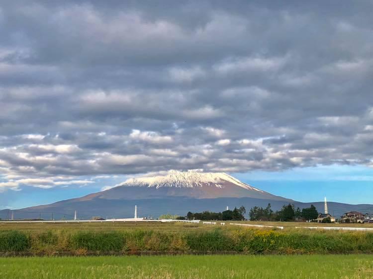 富士山181023