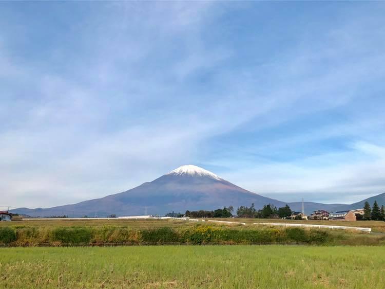 富士山181031