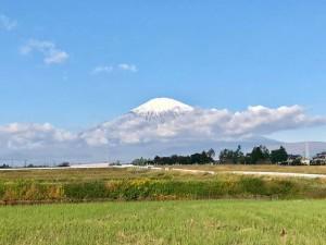 富士山181025