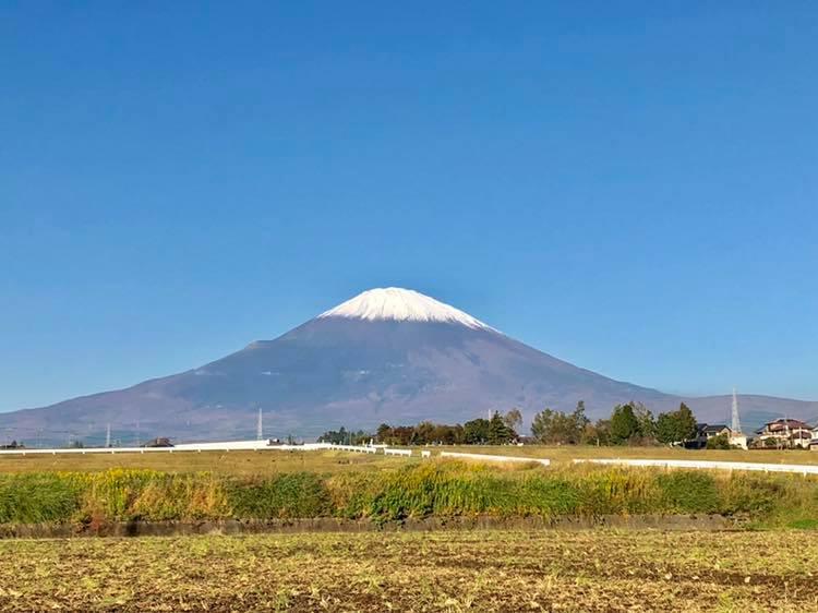 富士山181108