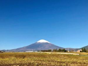 富士山181115