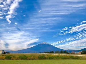 富士山181101