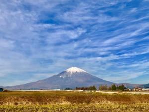 富士山181126