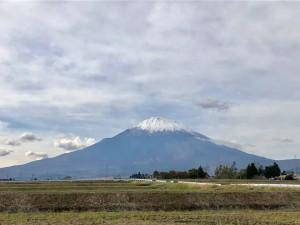 富士山181116