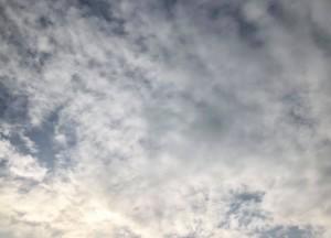 曇り空181119