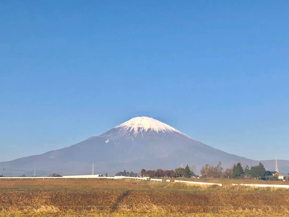 富士山181128