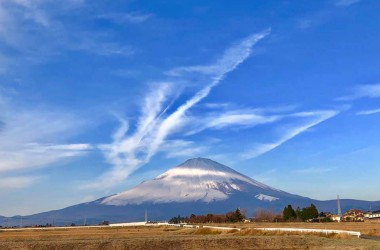 富士山181220