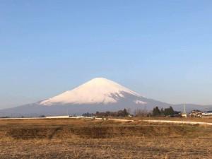 富士山181221