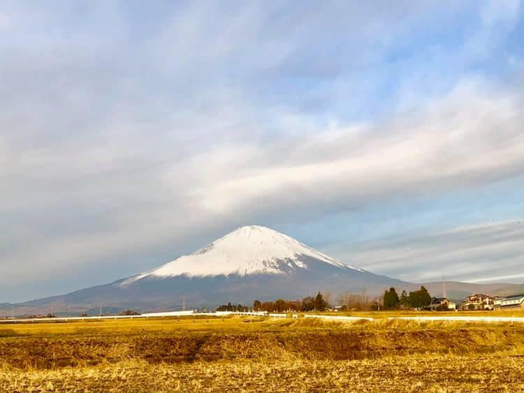 富士山181227