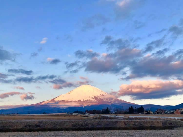 富士山190107
