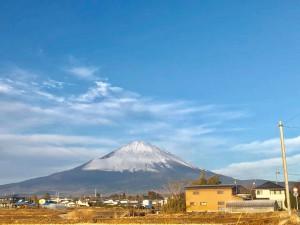 富士山180111