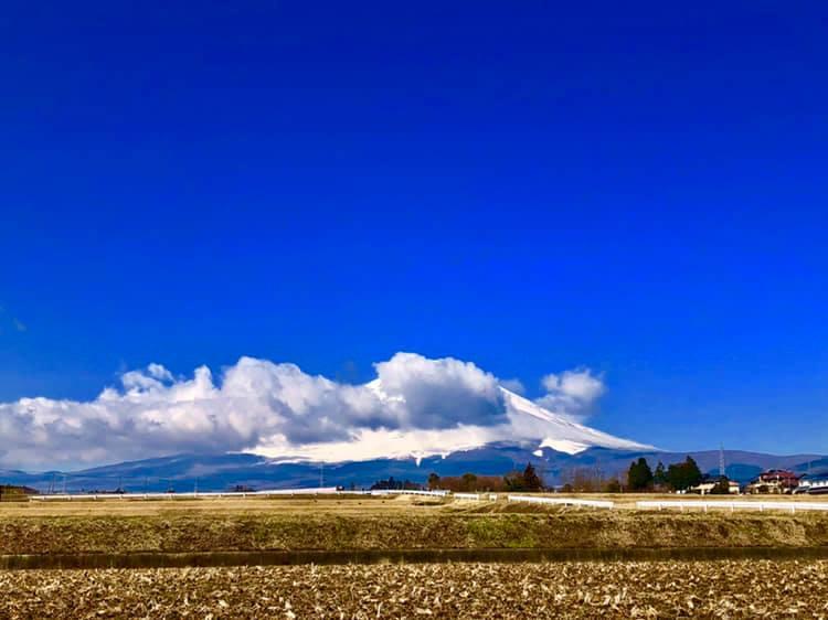 富士山190305