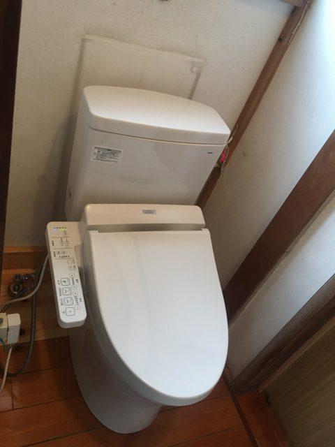 トイレ改修(施工後)