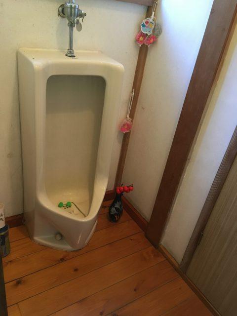 トイレ改修(施工前)